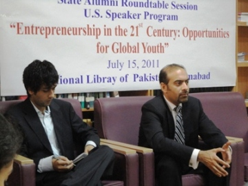 Samir Anwar Butt, Dilawar A Syed